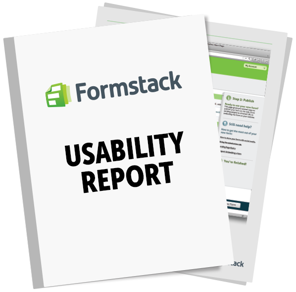 UX Review: Formstack App