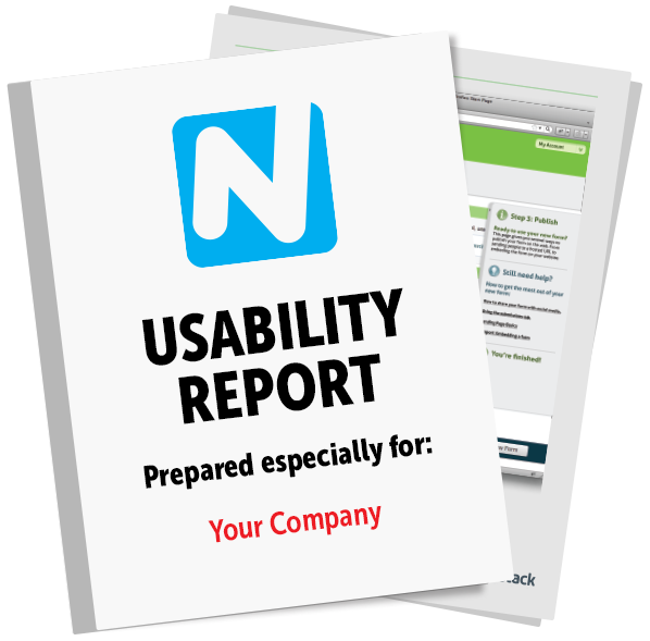 Usability Report Image